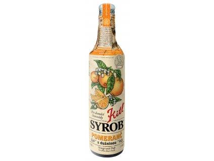 kitl syrob pomeranc 500 ml