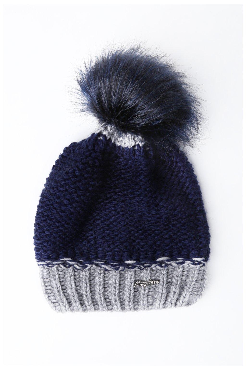 Dámská zimní čepice Fasardi