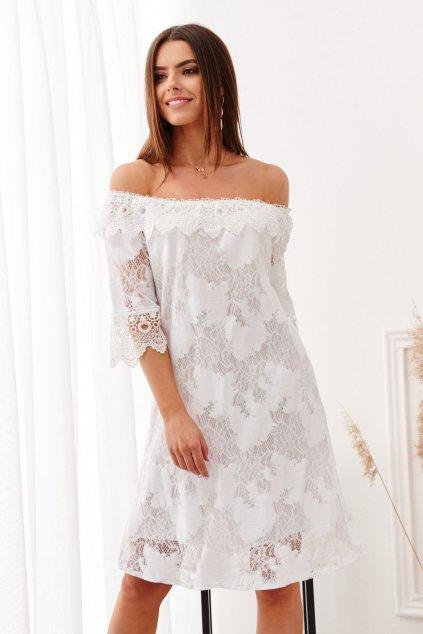 Krajkové šaty Fasardi