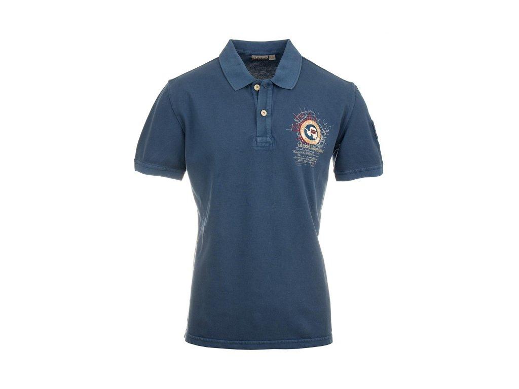 NA219 Napapijri pánské polo tričko (3)