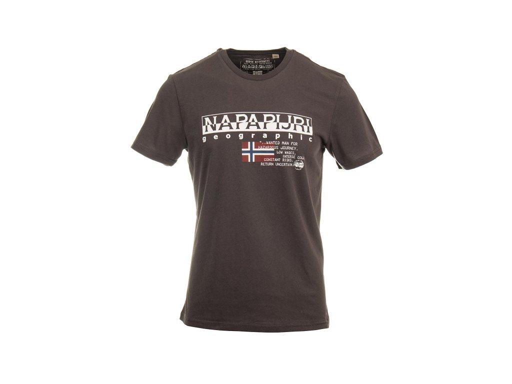 NA222 Napapijri pánské tričko (1)