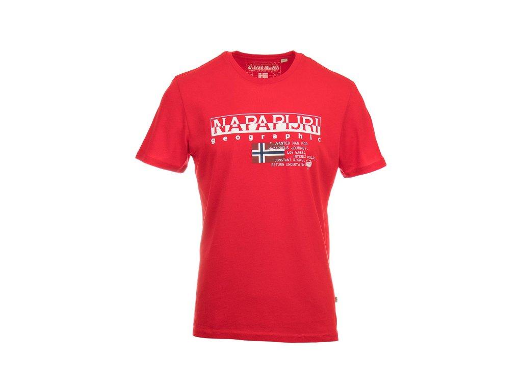 NA224 Napapijri pánské tričko (1)