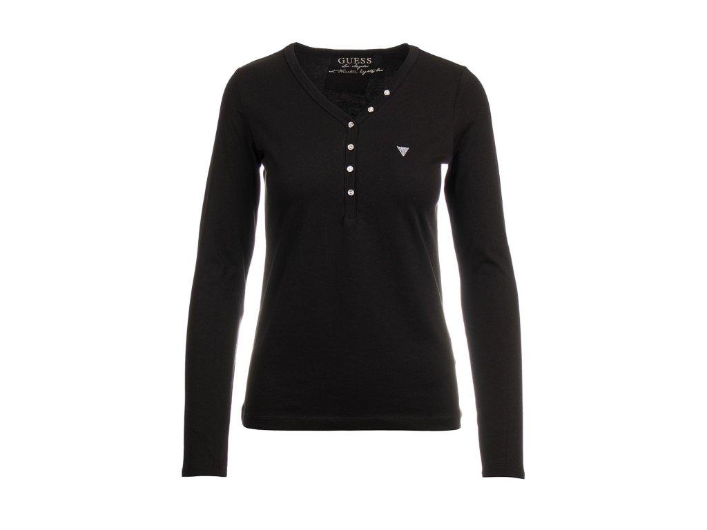 GU437 Guess dámské polo tričko (1)