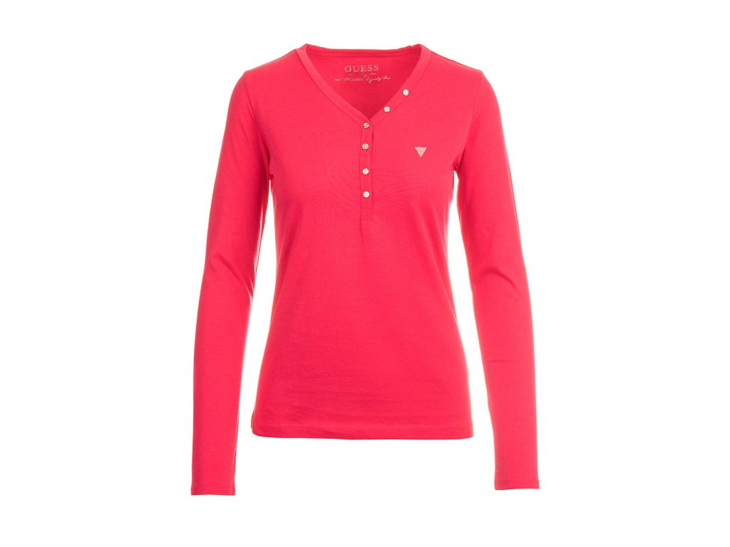 GU479 Guess dámské polo tričko (1)