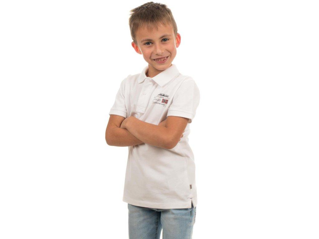 NA249 Napapijri dětské tričko (1)