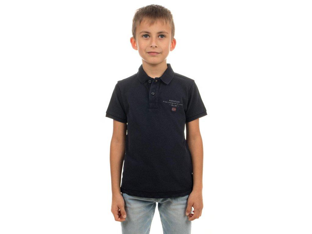 NA251 Napapijri dětské tričko (1)