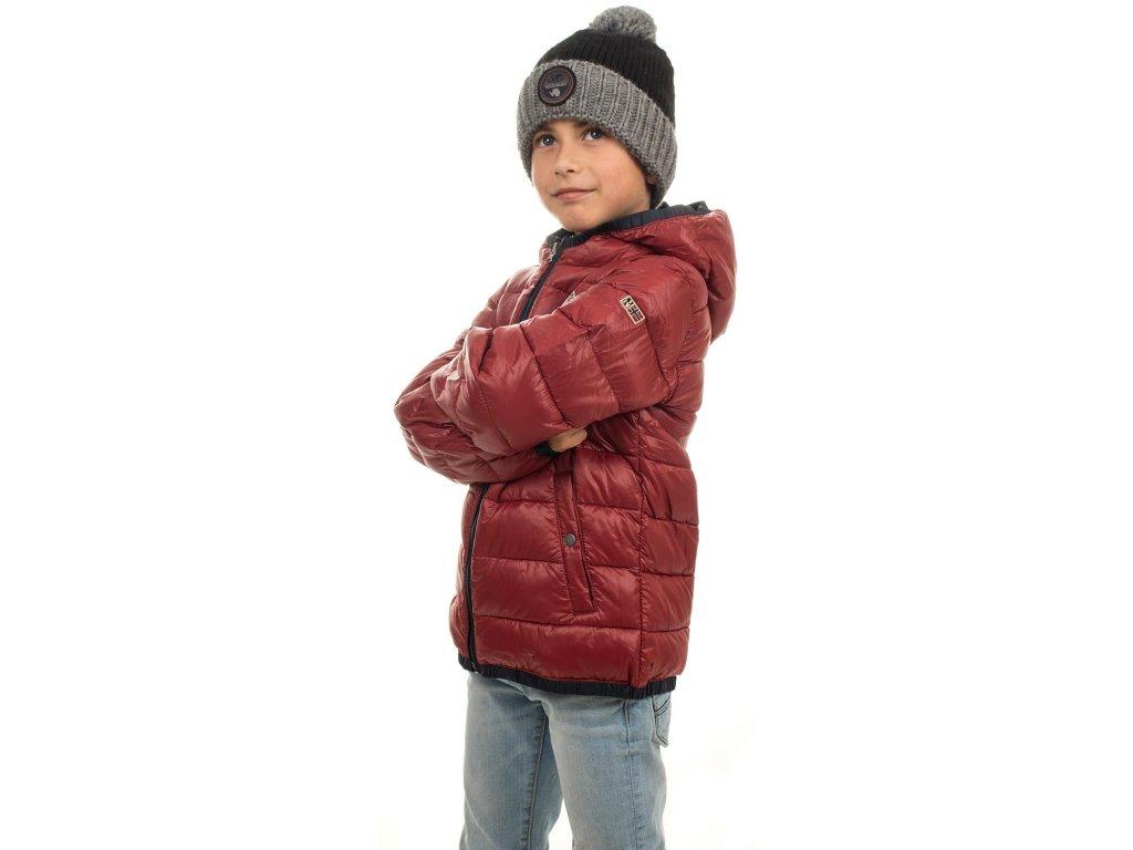 NA254 Napapijri dětská zimní bunda (1)