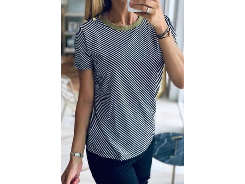 RL129 Ralph Lauren dámské tričko