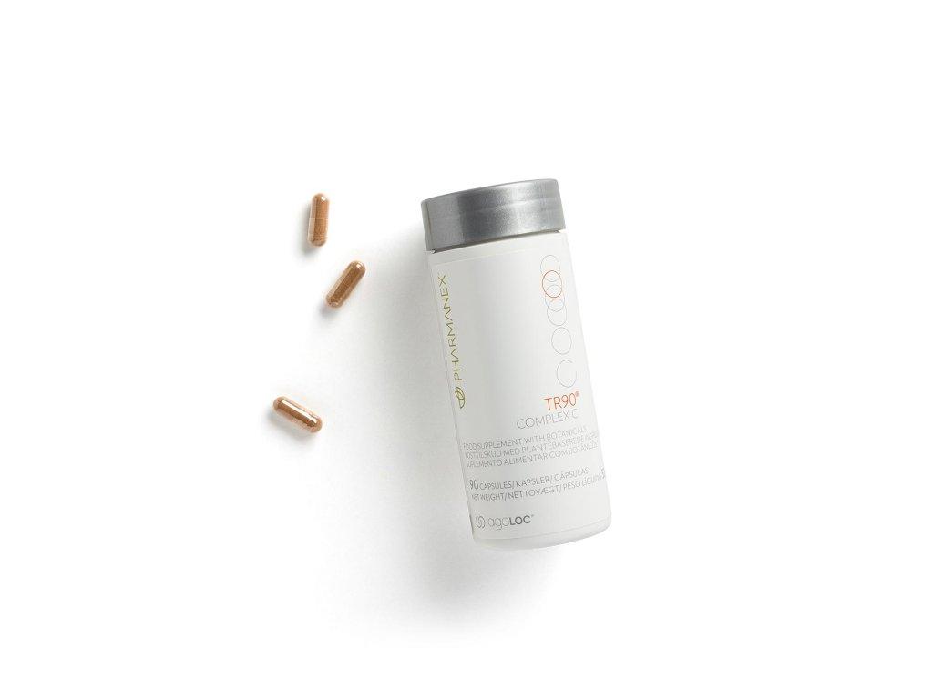 pharmanex tr90 complex c sour cherry supplement packshot (5)