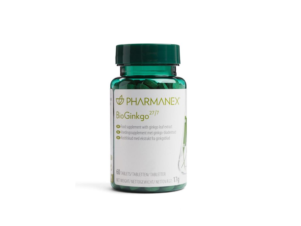 pharmanex bioginkgo ginkgo leaf tablet packshot (3)