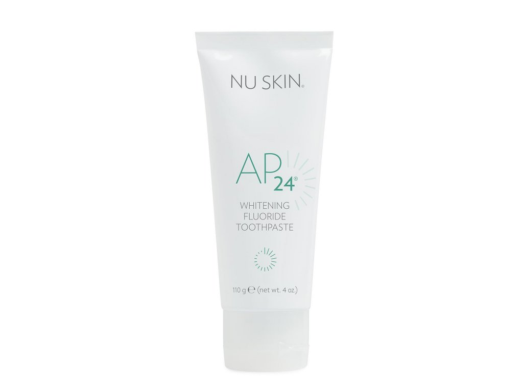 nu skin AP 24 whitening fluoride toothpaste product picture (1)
