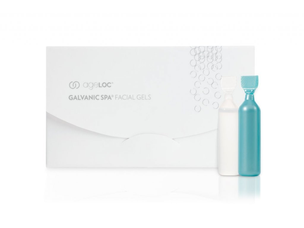 ageLOC Galvanic Spa Facial Gels