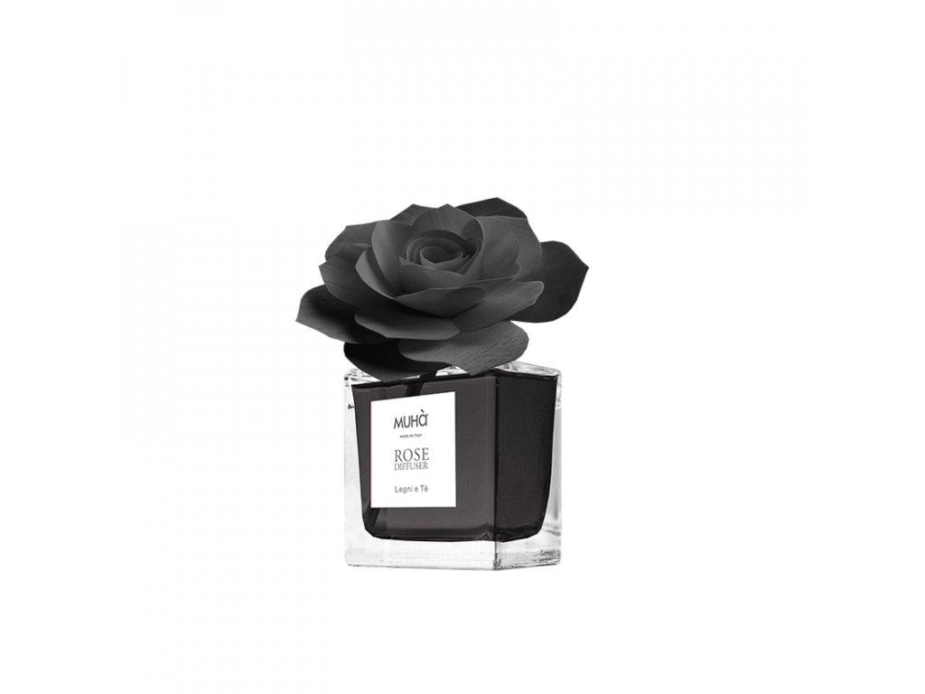 L26 MUHA Rose Difuzér Legni e Tè 100 ml