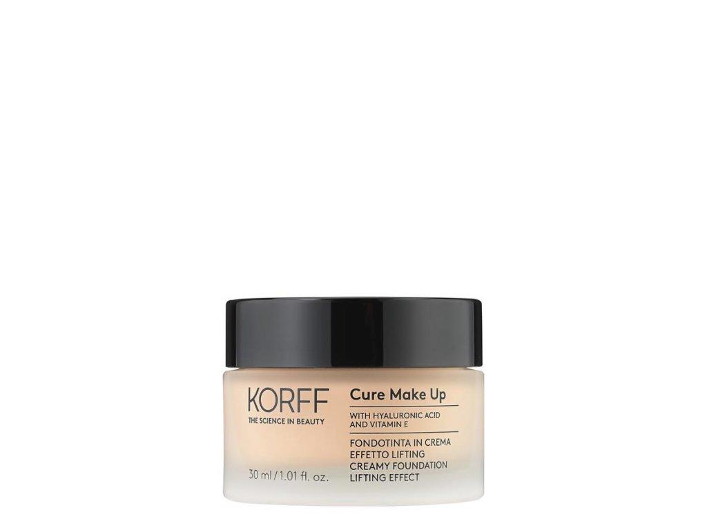 Korff Cure Lifting Make Up odstín 01 krémový