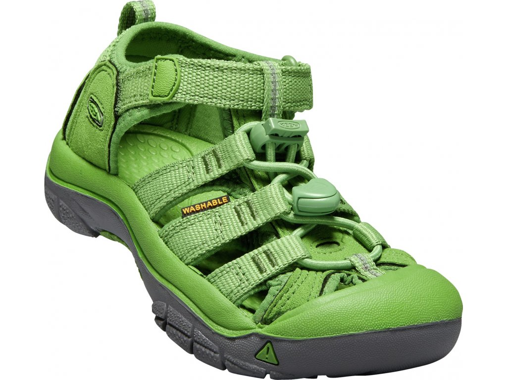 Keen Kids Newport H2 fluorite green