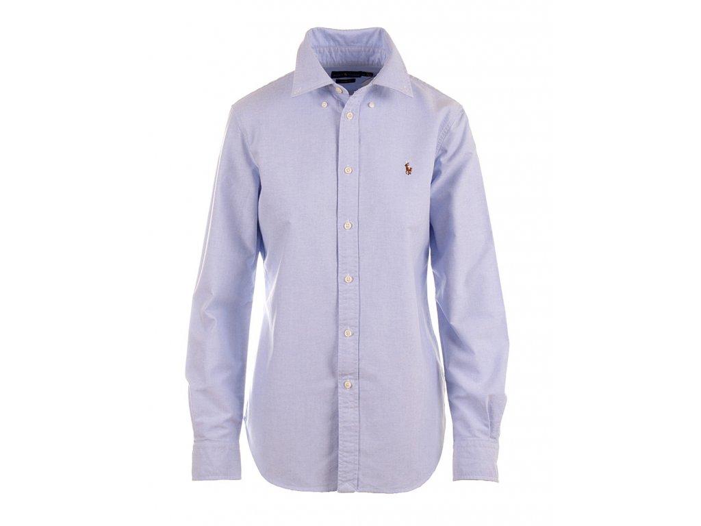 Ralph Lauren pánská košile světle modrá