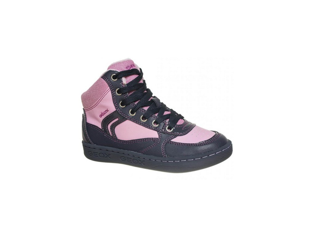 Geox kotníčkové boty vyteplené