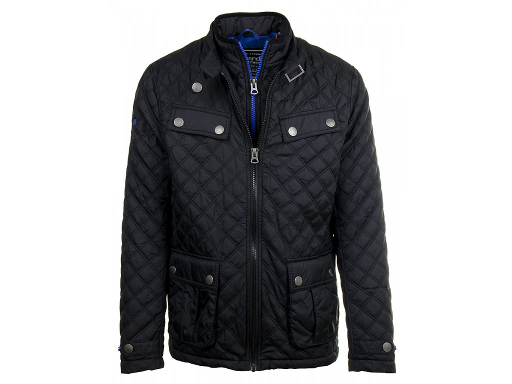 SD1 Superdry pánská bunda černá