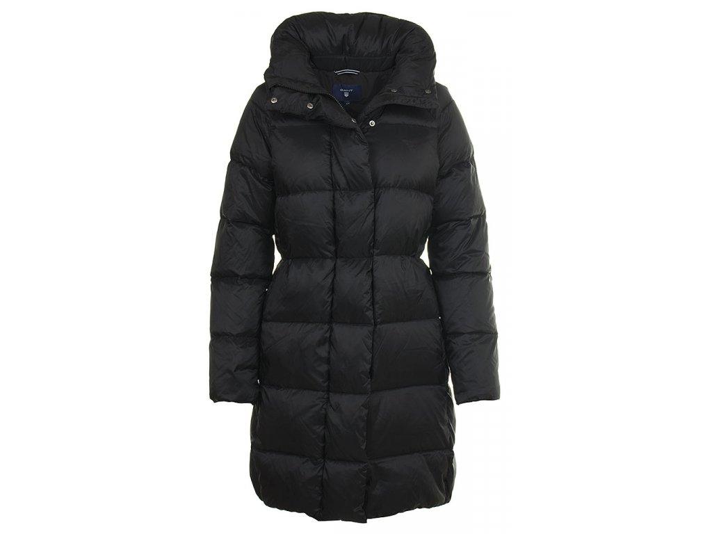 G48 Gant dámský kabát černý (1)