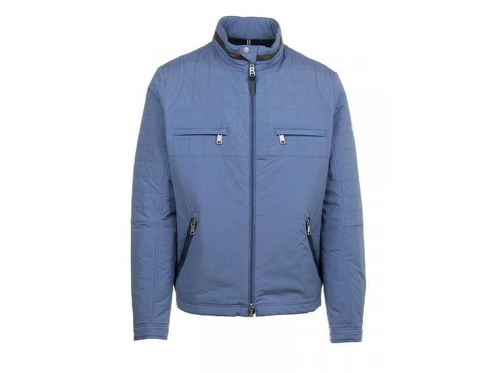 BG19 Bogner pánská bunda svetlě modrá (1)