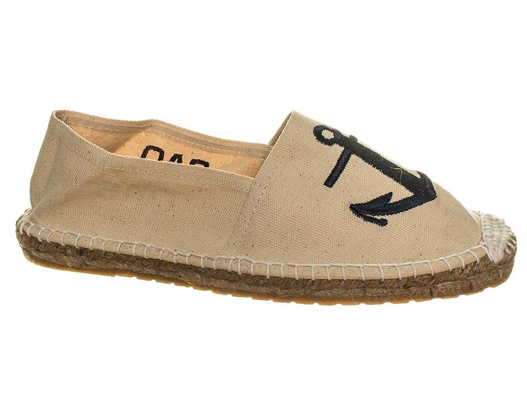 OA2 dámské boty béžové (3)