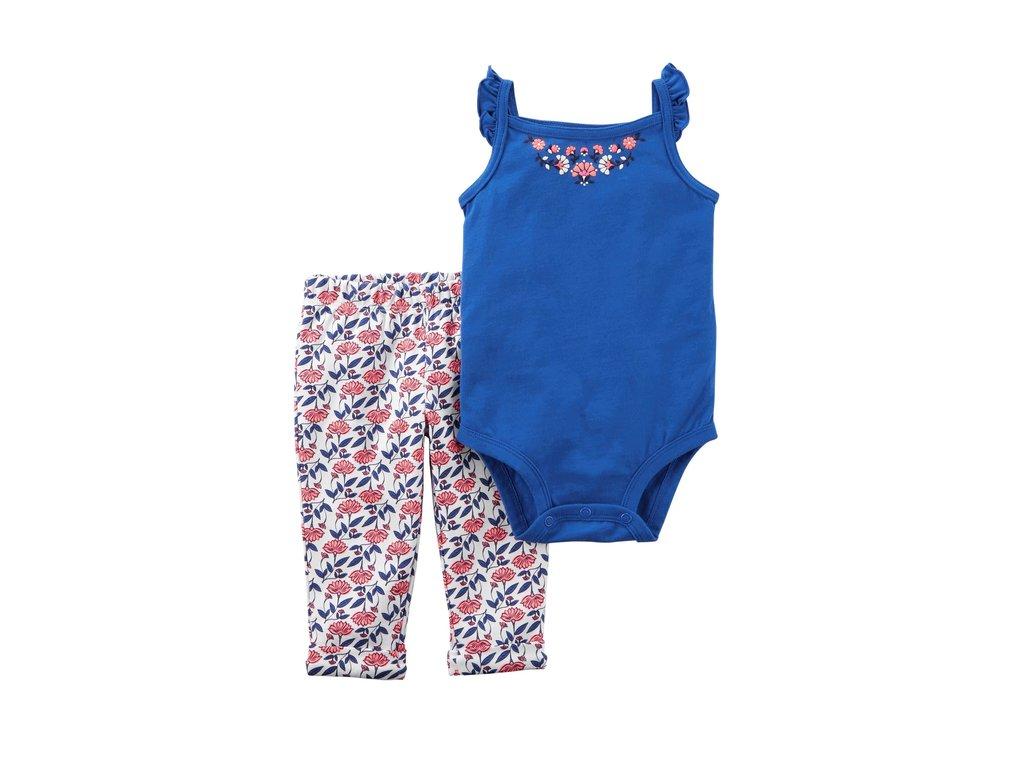 CR2 Carters dětský set modrý