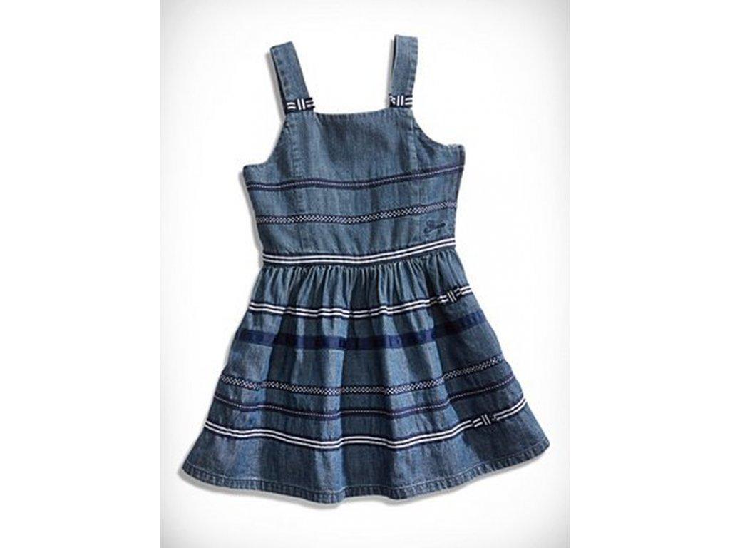 GU65 Guess dětské šaty modré