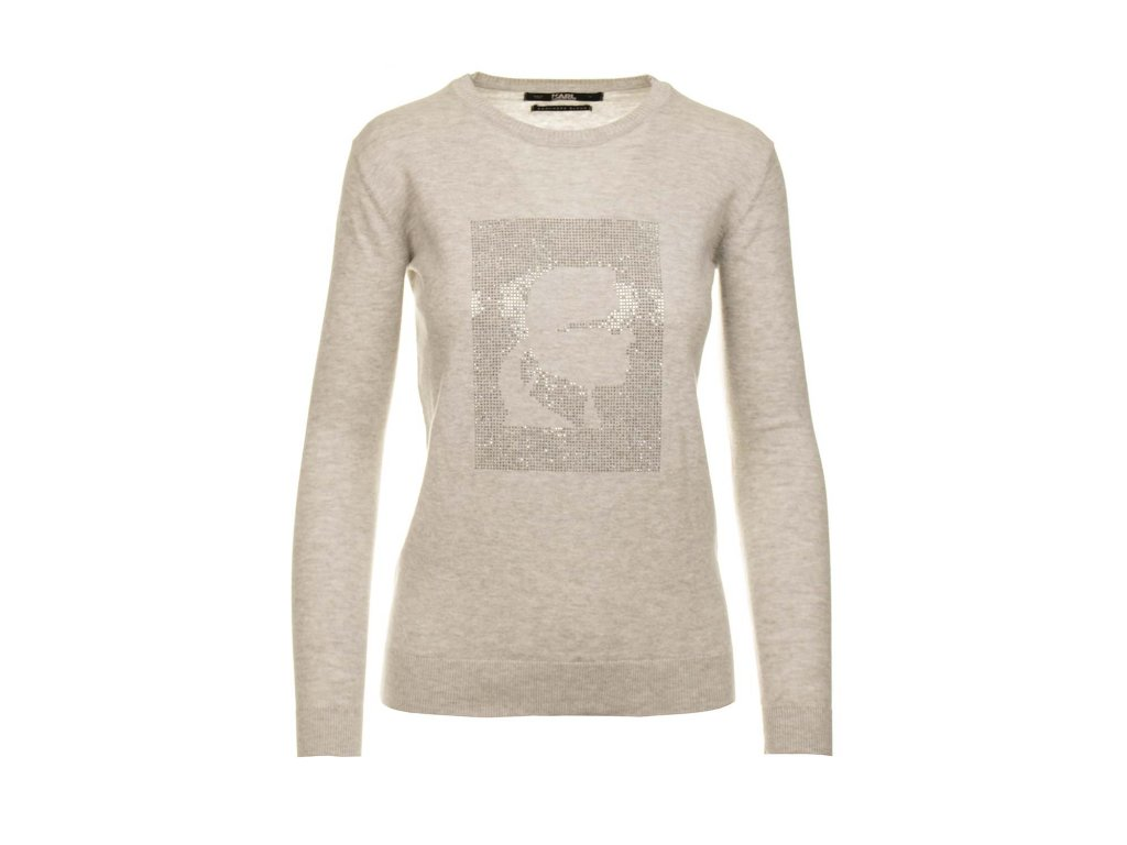 Karl Lagerfeld dámský svetr