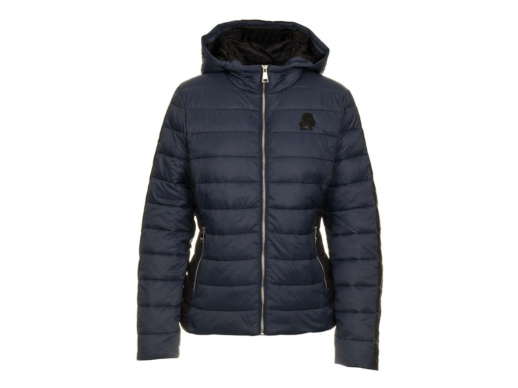 KL15 Karl Lagerfeld dámská bunda (1)