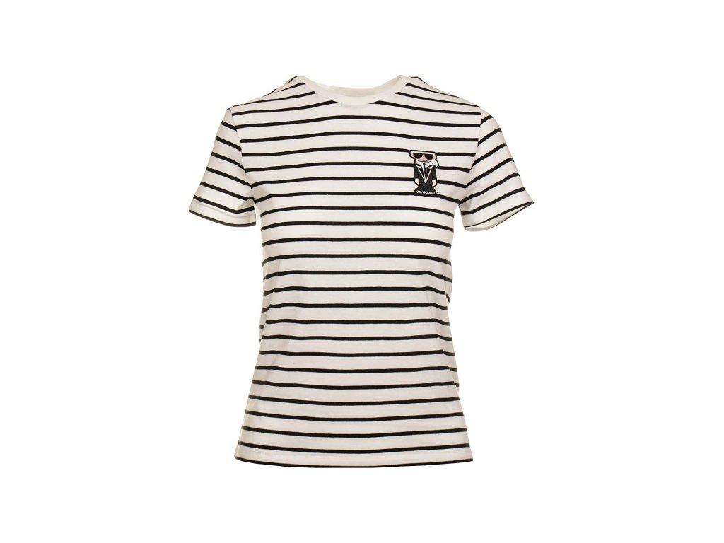 KL23Karl lagerfeld dámské tričko (1)