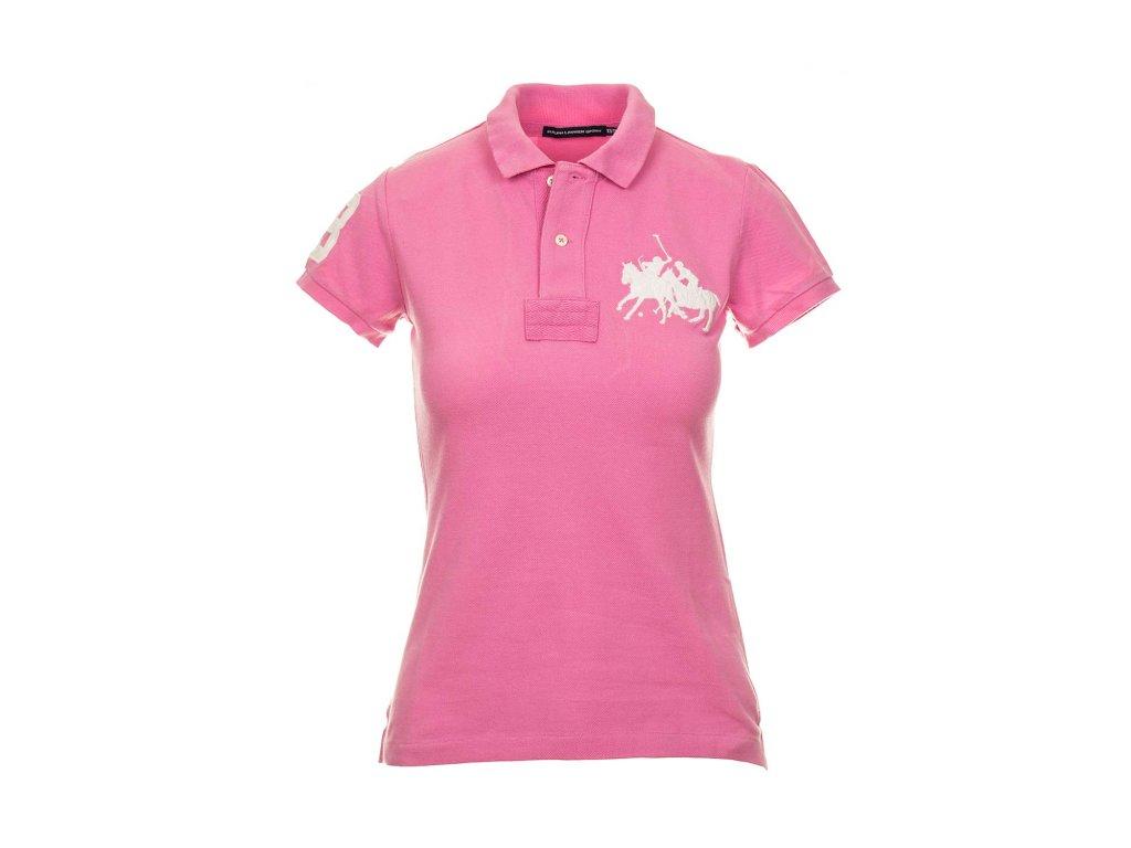 RL106 Ralph Lauren dámské polo tričko (1)