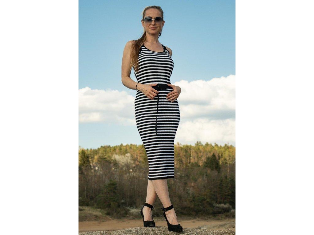 MK86 Michael Kors dámské šaty (2)