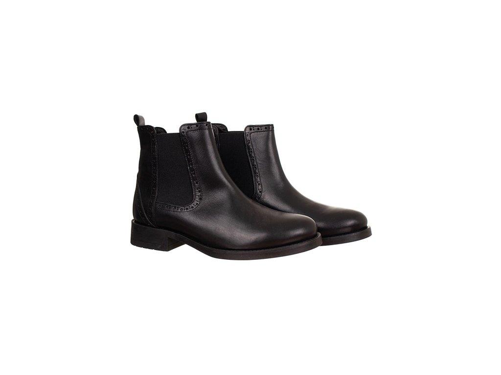ZI24 Zign dámské boty černé (1)