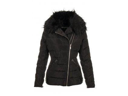KL50 Karl Lagerfeld dámská černá bunda (2)