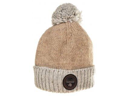 NA239 Napapijri zimní čepice (1)