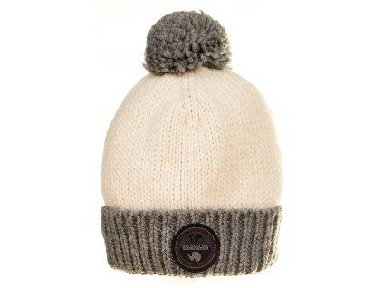 NA242 Napapijri zimní čepice (1)