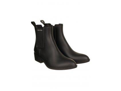 CK9 Calvin Klein dámské kotníkové boty (2)