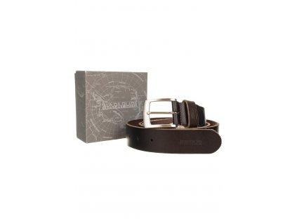 NA257 Napapijri kožený pásek (1)