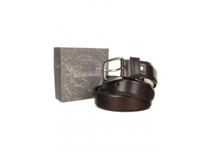 NA260 Napapijri kožený pásek (1)