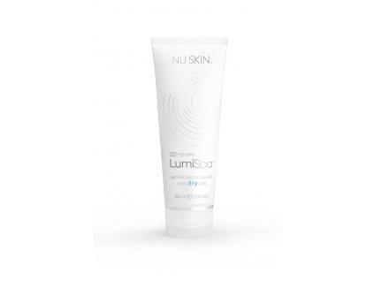 LumiSpa cleanser dry neutral