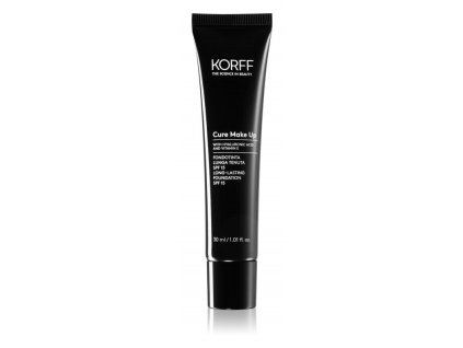 korff cure makeup dlouhotrvajici make up spf 15