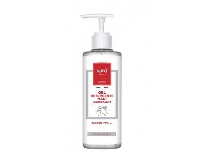 IG18 MUHA parfémovaný dezinfekční gel na ruce Vanilla Bourbon 500 ml