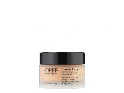 Korff Cure Lifting Make Up odstín 03 vlašský ořech