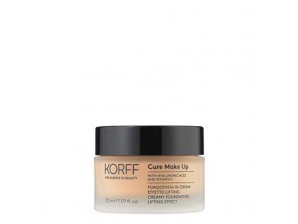 Korff Cure Lifting Make Up odstín 04 lískový oříšek