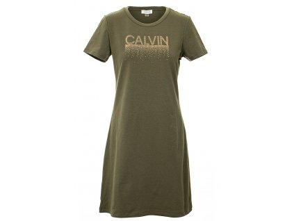CK30 Calvin Klein dámské šaty (2)