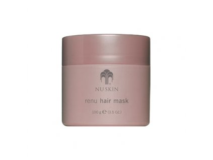 nuskin hair care renu hair mask product image1