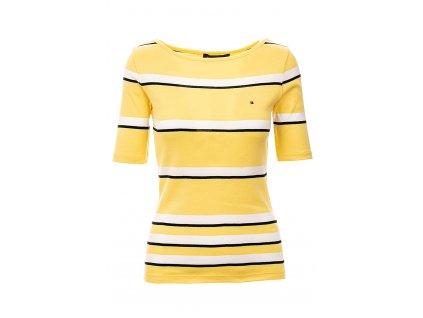 TH112 Tommy Hilfiger dámské tričko pruhované (1)