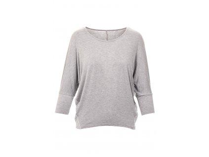 DKNY27 DKNY dámské tričko šedé (1)