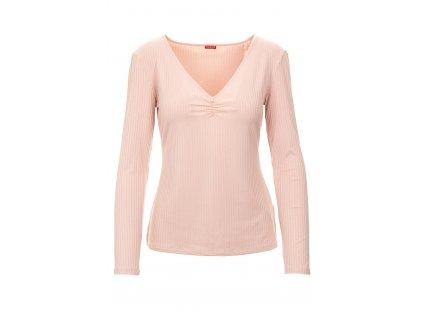 GU495 Guess dámský svetr růžový (2)