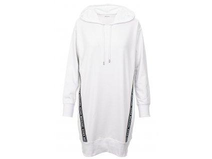 MK151 Michael Kors dámské šaty s pruhy bílé (1)